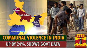emergence of communal politics in communal violence in up by 24% shows government data