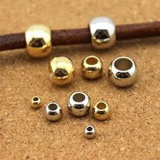 Linsoir Beads <b>100PCS Round</b> CCB Plastic Spacer Bead Gold Rose ...