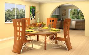 Round Dining Room Furniture Cool Dining Room Sets Trend With Photo Of Cool Dining Model Fresh