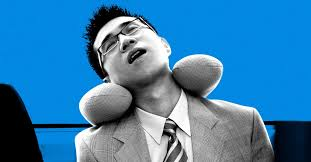 Why the U-Shaped Travel <b>Neck Pillow</b> Is Useless - The Atlantic