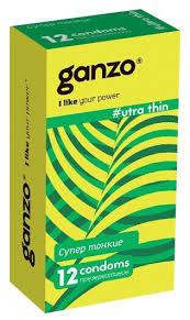 Купить <b>Презервативы Ganzo Ultra Thin</b> (12 шт.) по низкой цене с ...