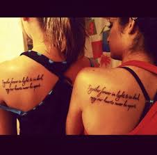 Best friend #tattoo #quote Visit www.quotesarelife.com to see more ... via Relatably.com