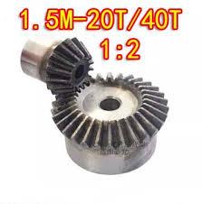 0 5m 20 40t bevel gear cone