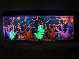 black light fish tank great sensory piece without breaking the bank breaking lighting set