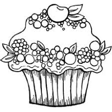 Small Picture cupcake coloring pages pinterest Archives Best Coloring Page