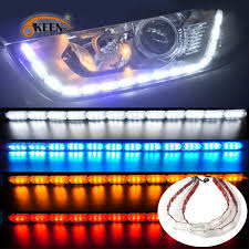 2 pcs sequential turn front rear lights motorcycle signals flasher blinker intermittent universal indicators led moto