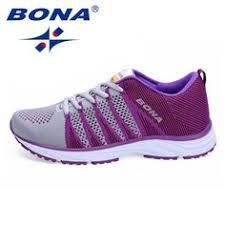 <b>BONA New</b> Arrival <b>Hot Style</b> Men Running Shoes Lace Up ...