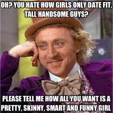 Interested Wonka Meme - JustPost: Virtually entertaining via Relatably.com