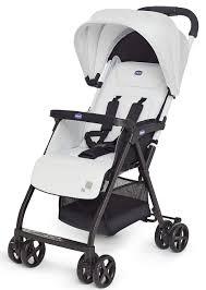 <b>Chicco Ohlala</b> - <b>прогулочная коляска</b> Silver серый купить в ...