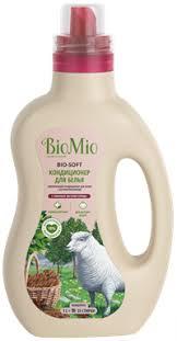 <b>Кондиционер для белья</b> BIOMIO Bio-Soft <b>Экологичный</b> корица ...