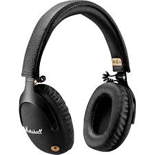 Marshall MONITOR Bluetooth Wireless Over-the-Ear ... - Best Buy