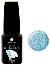 Купить Гель-лак <b>planet nails</b> Brilliant, 8 мл по низкой цене с ...