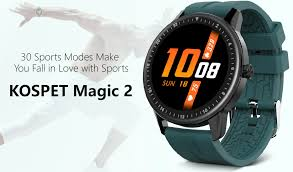 <b>Kospet Magic 2</b> Smartwatch – Review of Features, 30 Sports Mode!