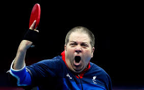 London 2012 medallists take more gold for <b>British table</b> tennis ...