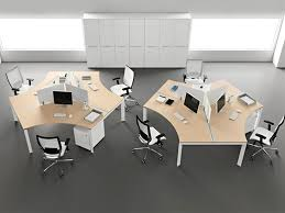 modern office furniture design of entity desk collection by antonio morello awesome trendy office room space