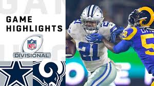 Cowboys vs. Rams Divisional Round Highlights | NFL 2018 Playoffs ...