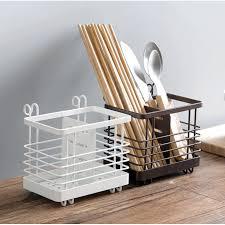 1pc <b>Creative iron</b> chopstick <b>cage</b> wall hanging cabinet door d ...