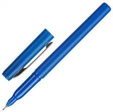 "<b>Attache Линер</b> ""<b>Attache</b>"" металлический клип, 0,5 мм, синий в ..."
