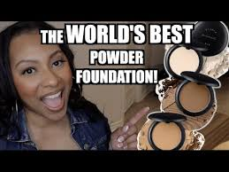 <b>MAC Studio Fix Powder</b> Plus Foundation Review | Nothing Comes ...