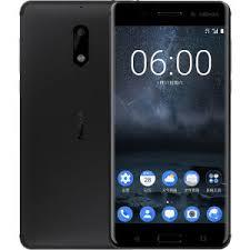 诺基亚6 (Nokia6) 4GB+64GB 黑色全网通双卡双待移动联通电信4G手机