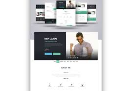 fresh resources for designers webdesigner depot i am x web resume psd template