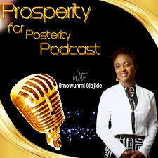 Prosperity for Posterity