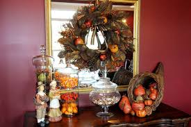 simple thanksgiving home