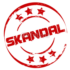 Bildergebnis für Skandal