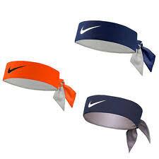 Спортивная <b>повязка на голову Nike</b> разноцветный аксессуары ...