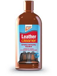 Купить <b>Очиститель кожи Kangaroo</b> Leather Cleaner, <b>300мл</b> за ...