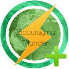 Image result for encouraging thunder award