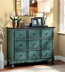 furniture of america camina vintage style storage chest antique greenbrown apothecary style furniture patio