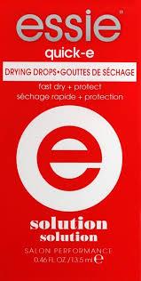 <b>essie quick-e drying drops</b> - Harmon Face Values