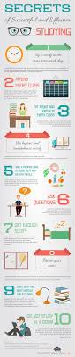 secrets of successful and effective studying graduates college secrets of successful and effective studying infographic repinned by chesapeake college adult ed we offer classes on the eastern shore of md to help