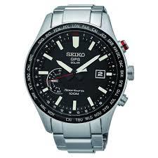 buy seiko men s gps solar powered watch ssf003j1 at j herron son seiko men s gps solar powered sportura watch ssf003j1