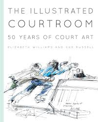 cuny event explored marketable skills in audience engagement the illustrated courtroom 50 years of court art