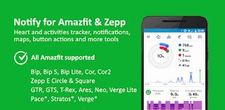 Notify for <b>Amazfit</b> & Zepp: Get new features - Aplicaciones en Google ...