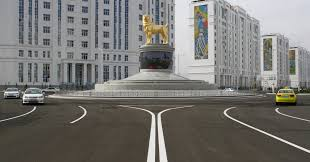A <b>Golden Statue</b> for Turkmenistan Leader's Favorite Dog - The New ...