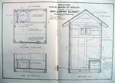 images about Outhouses on Pinterest   Pueblo Colorado    Outhouse House Plans   Free Outhouse Plans   In House Outhouse  Historic Outhouse