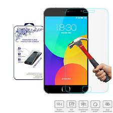 For Meizu MX5 Premium Slim <b>HD Tempered</b> Film Glass <b>Screen</b> ...