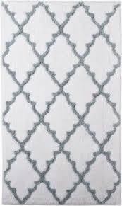 bathroom target bath rugs mats: ogie bath rug white aqua mediterranean bath mats target
