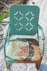 gorgeous metal patio chairs seater