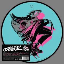 <b>Gorillaz</b> - The <b>Now Now</b> (<b>Picture</b> Disc) - LP – Rough Trade