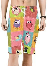 XS-6XL INTERESTPRINT <b>Mens</b> Board Shorts <b>Cute Pet</b> Quick Dry ...