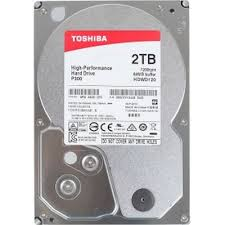 <b>Жесткий диск Toshiba</b> P300 2Tb <b>HDWD120UZSVA</b>