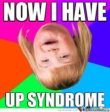 Down's Syndrome Memes. Best Collection of Funny Down's Syndrome ... via Relatably.com
