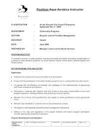 yoga resume objective resume examples resume yoga teacher sample resume sample resume group fitness instructor resume sle yoga