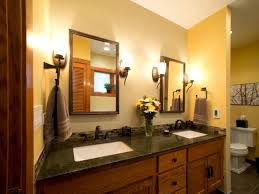 arts crafts bathroom vanity: zen arts and crafts master bathroom nancy snyder hgtv