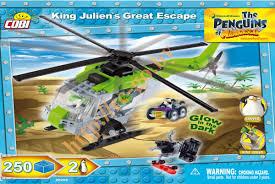 """Пластиковый <b>конструктор COBI</b> """"King Julien's Great Escape"""" с ..."""