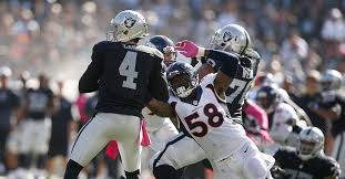 Denver Broncos at Oakland Raiders: Game time, online stream and ...